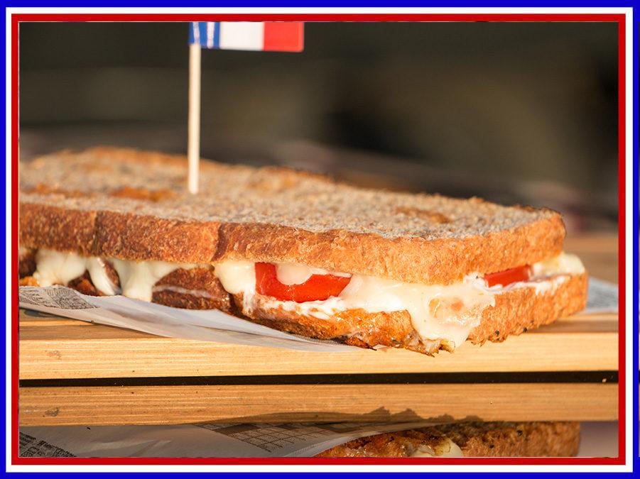 Le croque-monsieur passe au végétarisme chez French'Croc