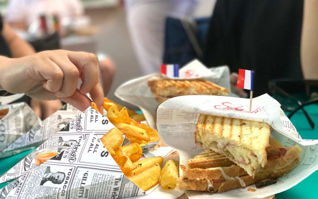 Camion fast-food à Nancy : French Croc' ou le paradis du croque-monsieur