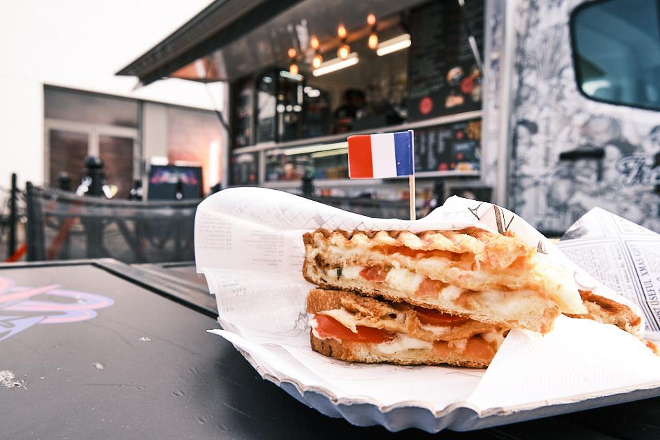 Un fast-food français à Nancy